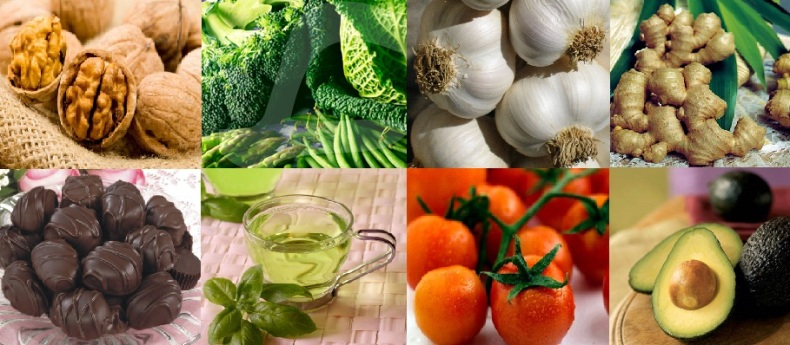 SHINE ON:  Foods for Healthy, Glowing Skin