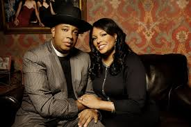 Rev Run & Justine Simmons