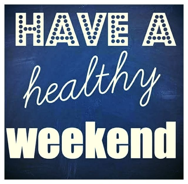 healthyweekend